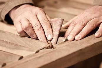 manutenzione serramenti in legno