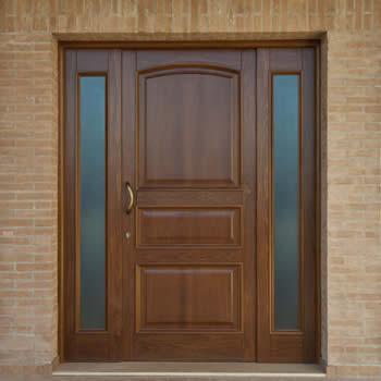 porte su misura legno